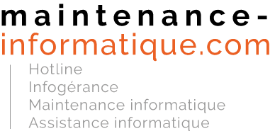 Maintenance informatique à Paris et assistance informatique en Ile de France