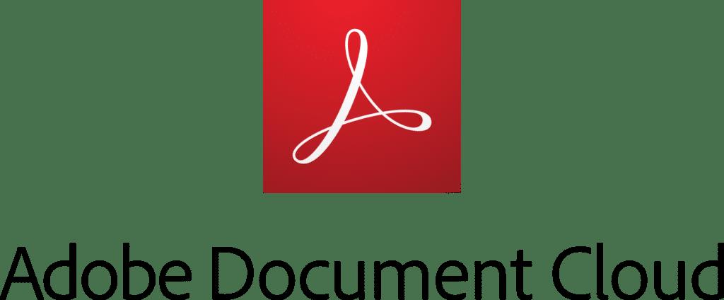 Icone Adobe Document Cloud
